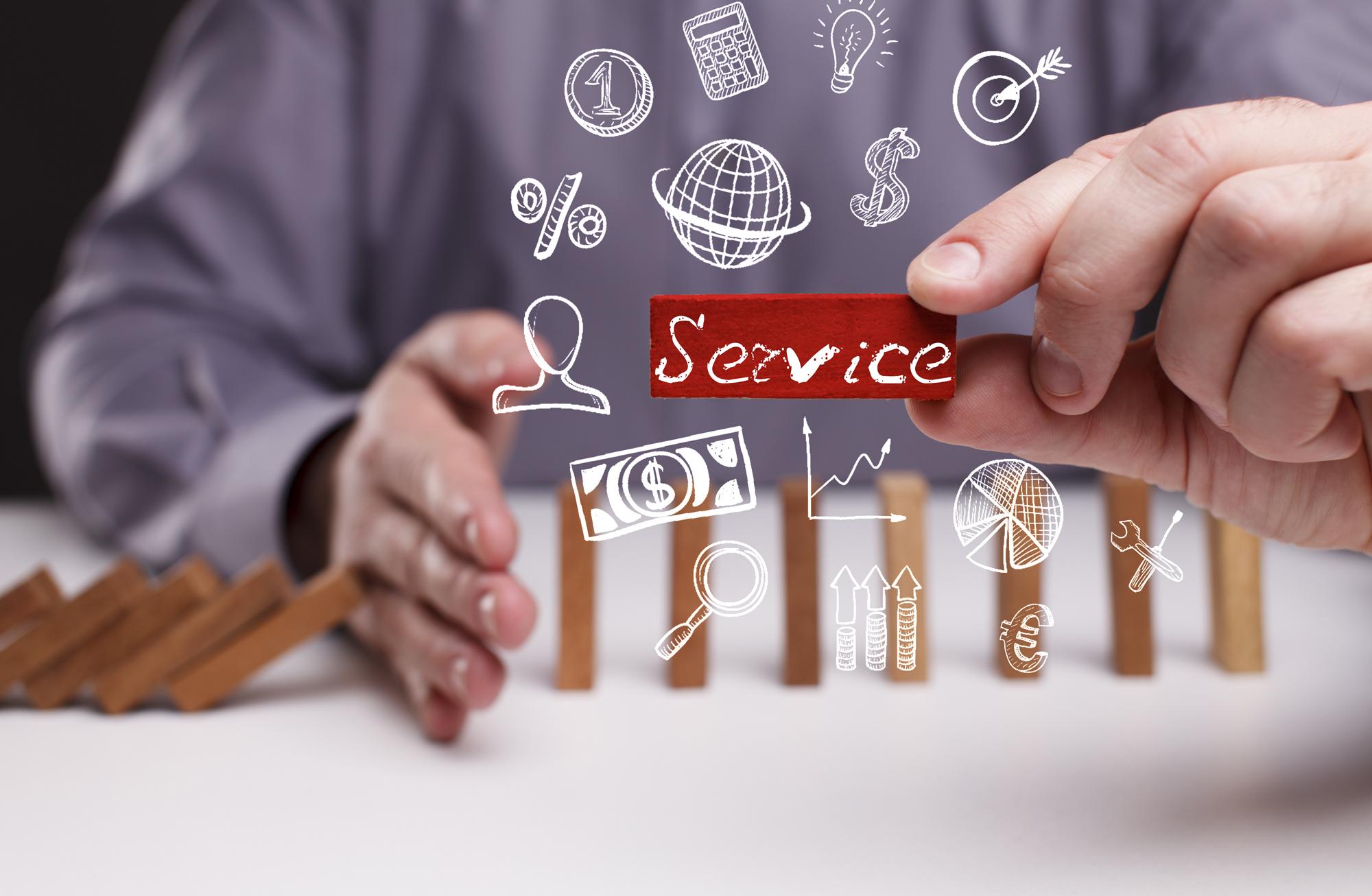 Service Industry  U2013 Verification Services Inc